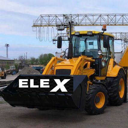 ELEX BACKHOE LOADER – Sbírky – Google+