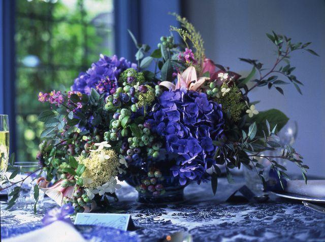 27 best Garden Arrangements images on Pinterest | Hydrangeas ...