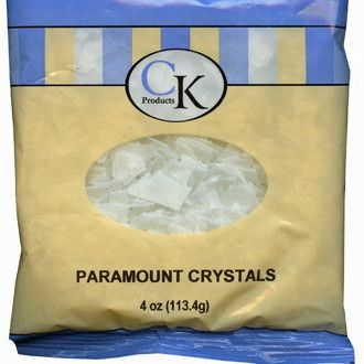 paramount melting crystals