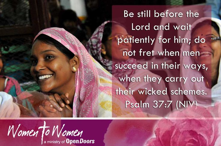 In India, Christians are pushed to the edge of society. And although extremist Hindu and Buddhist groups are targeting Christians with impunity, Christian women wait patiently for the Lord.  These women's smiles during a Sunday morning service at Prarthna Bhavan Church in Nagpur, India, testify that they do not fret about the wicked schemes plotted against them. Meet more women like these by subscribing to our women's newsletter: http://ht.ly/JOpek