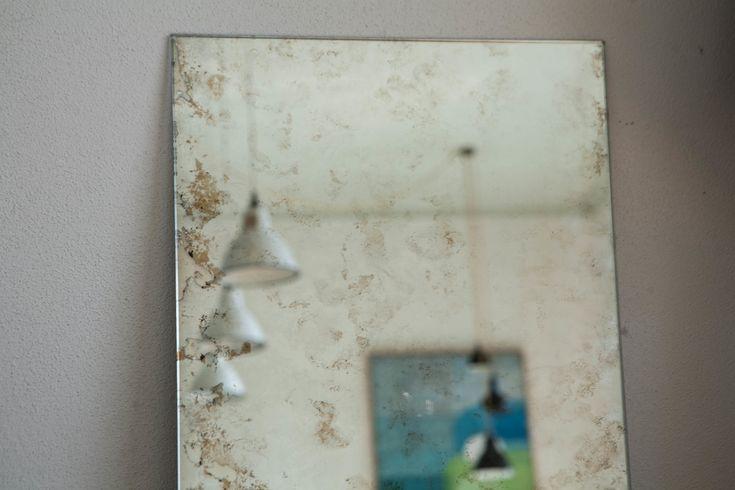 Porifera Lighter finish in 2020   Antique mirror, Antique ...