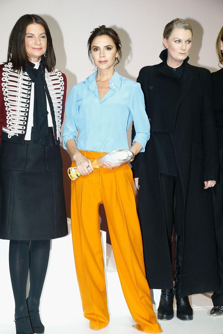 Почему не Ева Лонгория? Николь Кидман стала лицом бренда Виктории Бекхэм : Виктория Бекхэм / фото 1