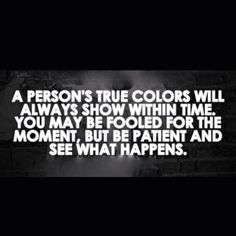 biggest mistake was taking 18 years to see someone's true colors...just proves the capabilities of a master manipulator