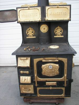pictures of old style cooking stoves - Bing Images