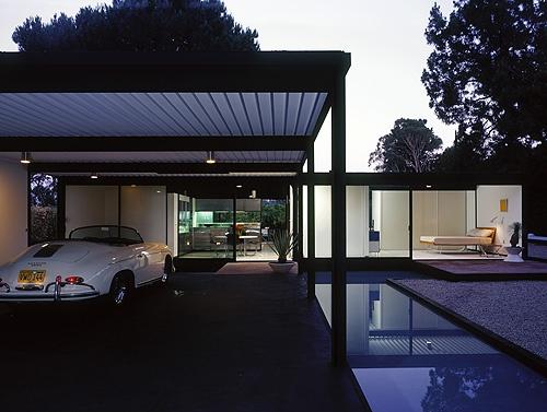 Case Study House #21, Los Angeles, USA | designed by Pierre Koenig