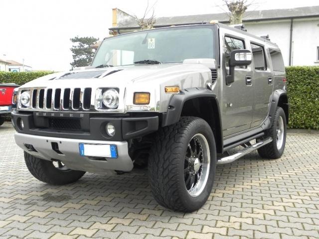 Hummer H2 Luxury a 39.800 Euro   Fuoristrada   51.000 km   Benzina   293 Kw (398 Cv)   04/2008