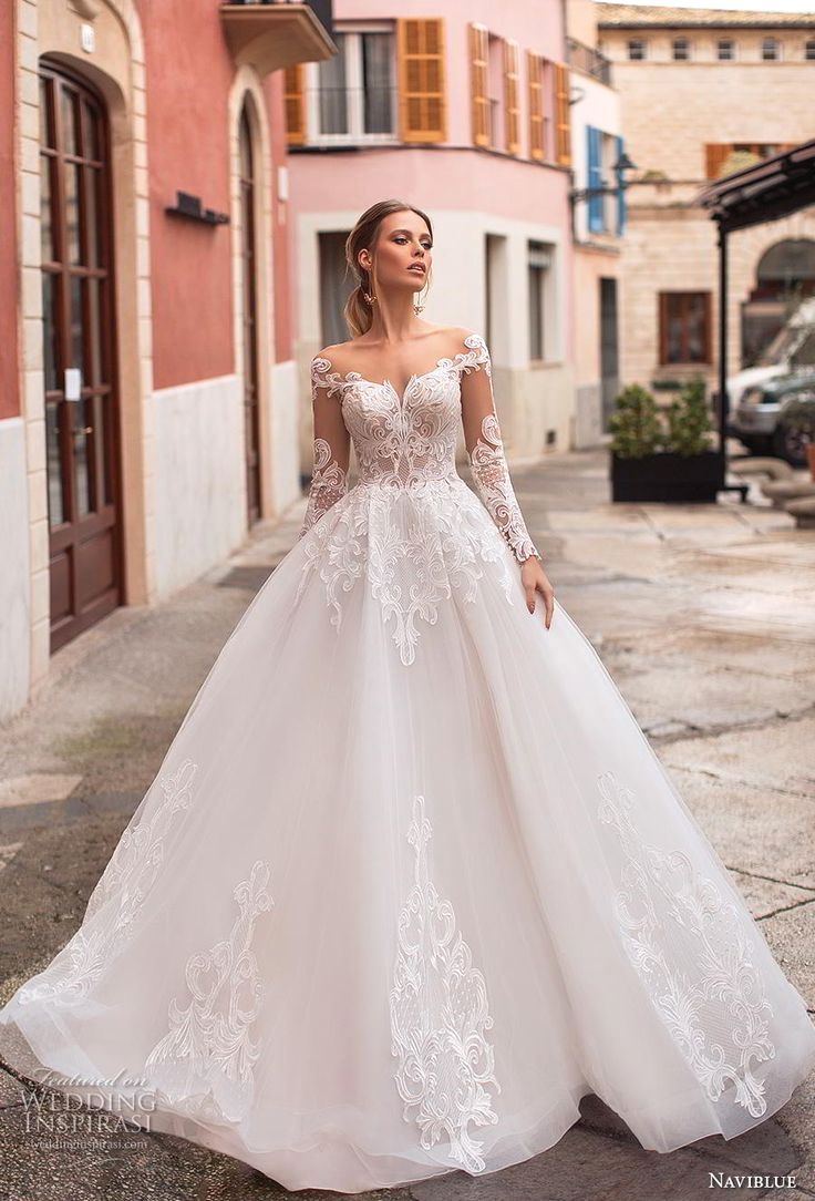 Wedding dress high neck open back  Bridal Selecting a place for the wedding ceremony can be just as