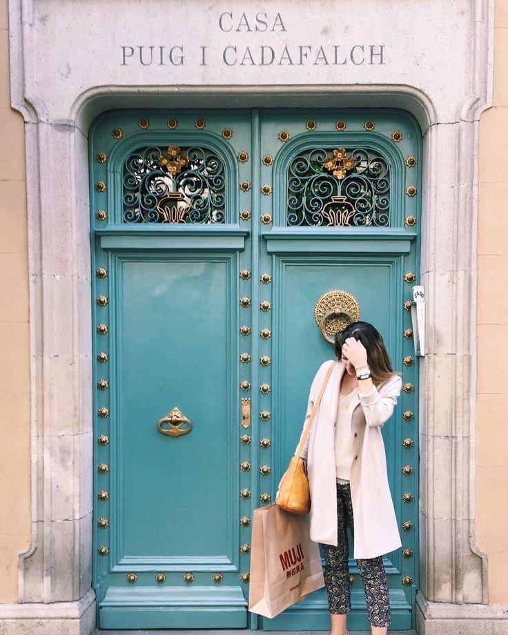 """438 Me gusta, 9 comentarios - June Lemon (@june_lemon) en Instagram: """"Es ver una puerta y... !"""""""