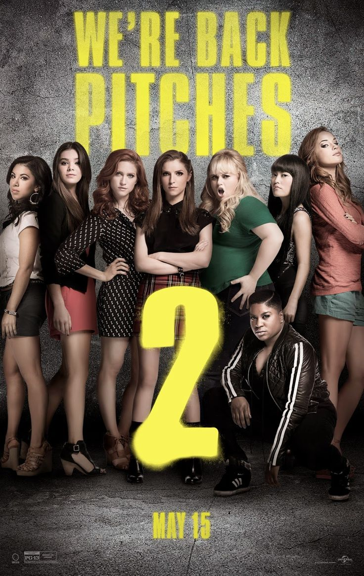 Yes/No Films: Movie Review: Pitch Perfect 2