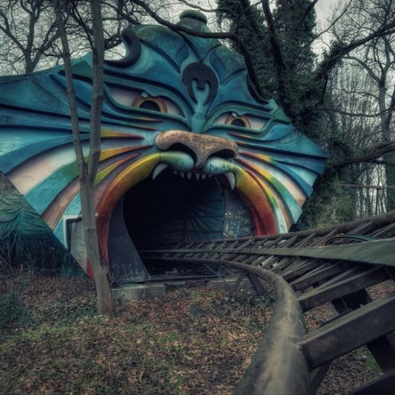 The 40 Most Breathtaking Abandoned Places In The World