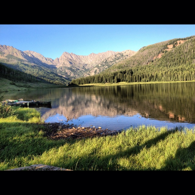 Piney River Ranch, Vail Colorado. One Of The Greatest