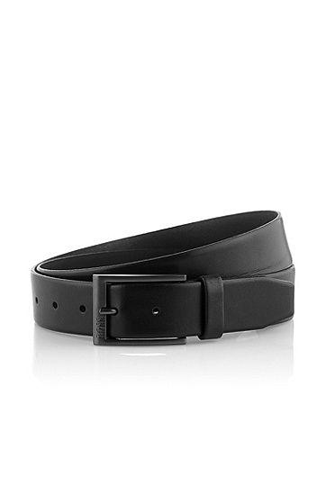 Hugo Boss Black Leather belt, all ready owned