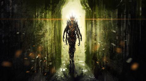 The Shrike, inspired by Dan Simmons' Hyperion