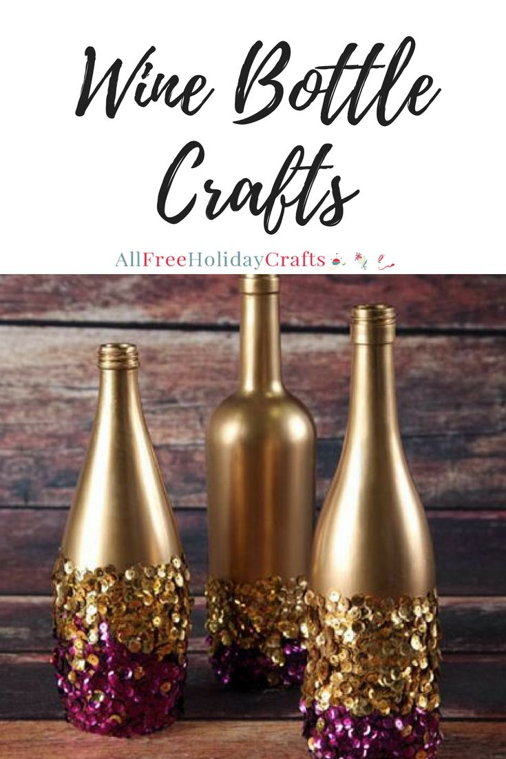 Interested In Turning Your Empty Wine Bottles Into True Works Of