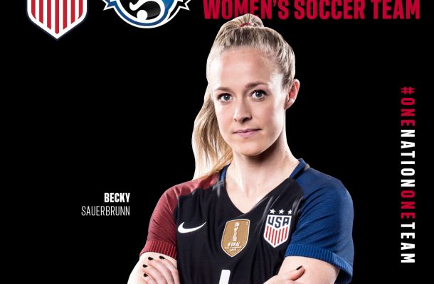 FC Kansas City defender Becky Sauerbrunn will be one of 18 players to represent the U.S. Women's National Team on its roster for the 2016 Olympic Games. Heather O'Reilly will also travel to Brazil ...
