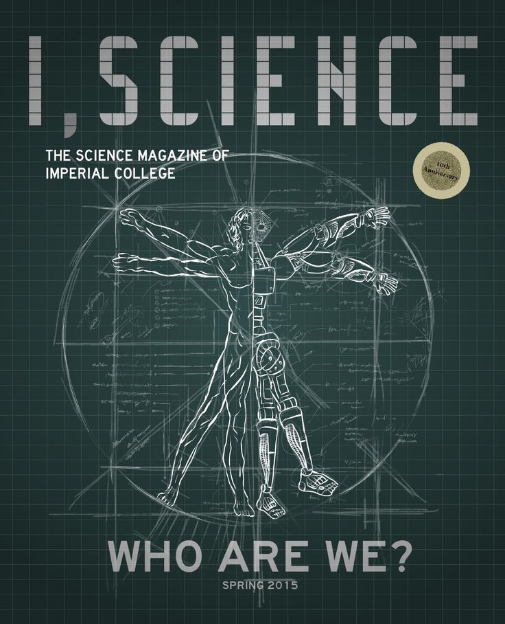 I, science issue 30  Spring 2015 issue, themed on Who Are We?