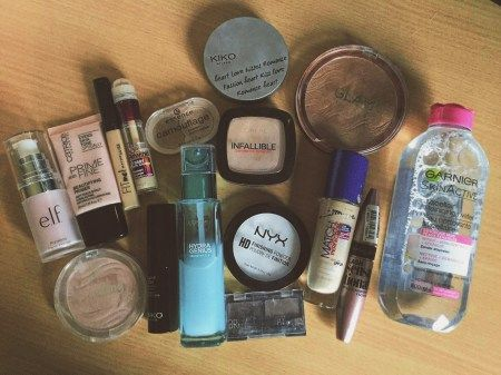Een dagelijkse make-up routine. Wil je meer weten?