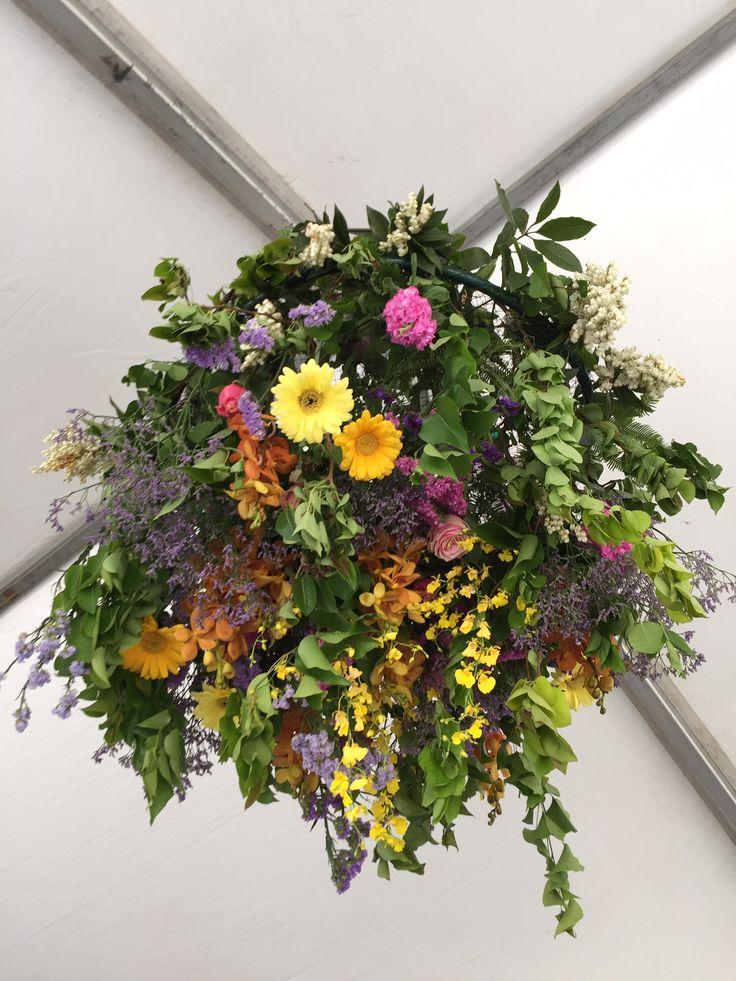 Flowerv chandelier