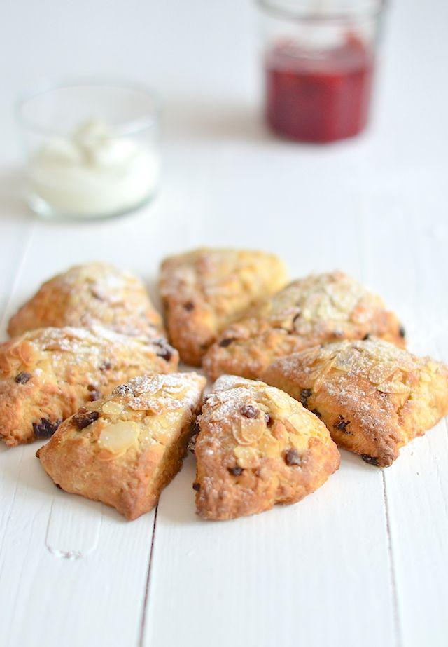 #BREAKFAST #BRUNCH #INSPIRATION  cranberry scones