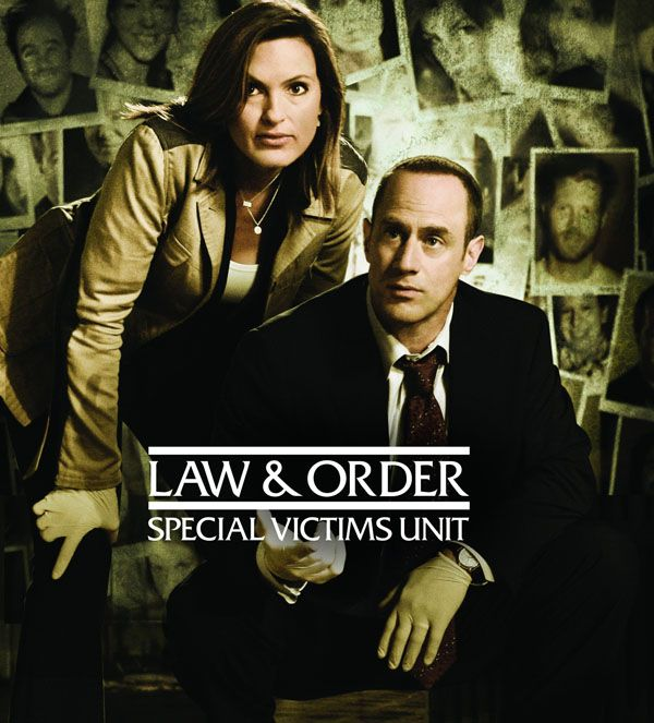 I am not sure who I am obsessed with more...Olivia Benson or Elliot Stabler! How about I just love Law and Order: Special Victims Unit :)