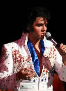 Renowned Elvis impersonator Donny Edwards was our Concert Series Artist for March