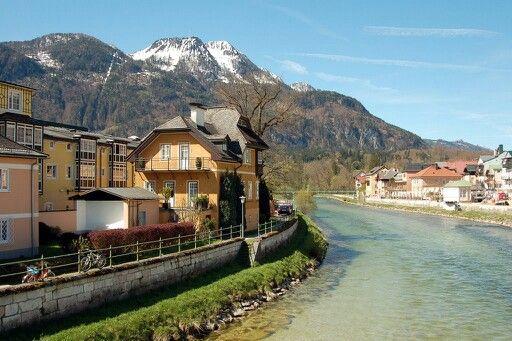 Bad Ischl Salzkammergut Upper Austria