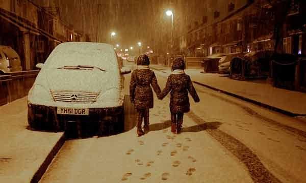 Anul acesta iarna va pune stapanire peste intreg Regatul Unit