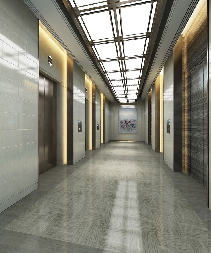 Design by leon zhou hotel elevator lobby pinterest for Architecture 54