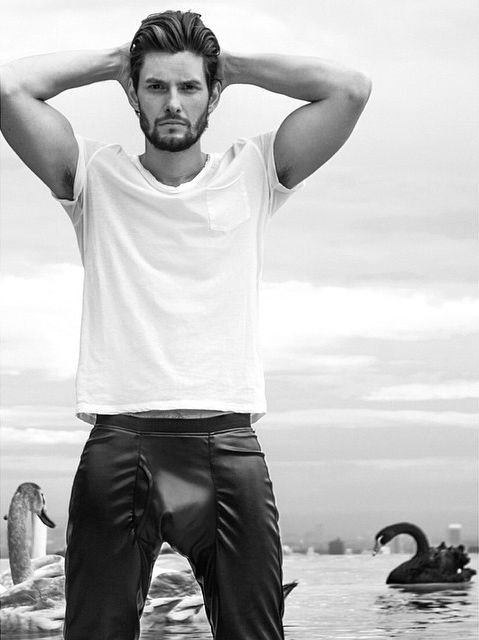 Ben Barnes- All 6 feet and more of a goatee, wet, delicious, leather pant wearing (and are you all seeing what I am below the belt? :licks lips laviciously: Can you say yummy?) Ben Barnes. Sorry got to take a moment and wipe the drool from my face. :) ;)