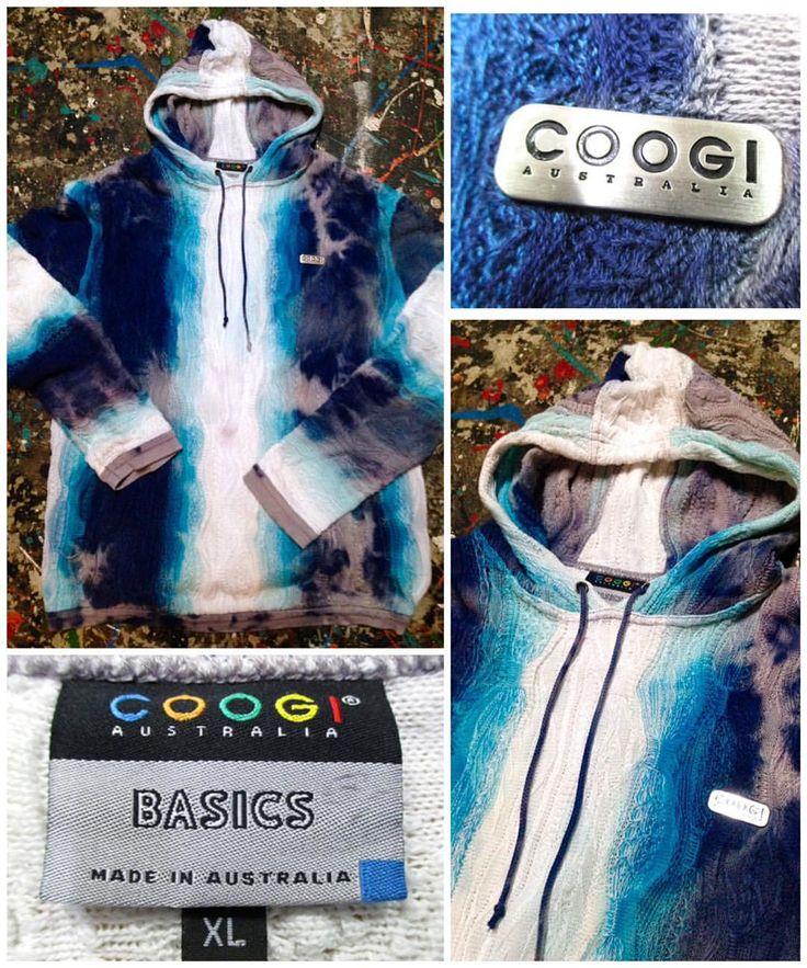 新入荷 Vintage COOGI tie-dye cotton foodie sweater . Made in Australia . . 玉数の少ないフード付き、多色使いが多いですが染めは珍しいですね。 . 今まで何十枚もクージーを販売してきましたが、これが1番カッコ良いかも。。。 Y君ありがとねー . XLサイズ 23,940円 . #coogi #coogisweater #vintagecoogi #hiphopfashion #sweater #bboy #bgirl #DANCER #HIPHOP #knit #notoriousbig #biggie #thenotoriousbig #古着屋Chum #熊谷 #クージー #ヒップホップ #madeinaustralia #埼玉 #ニット #セーター #dj #streetfashion #rapper #古着ファッション #menswear #tiedye #タイダイ #djlife #blackculture