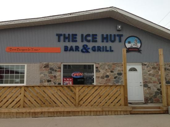 The Ice Hut Bar and Grill, Cochrane - Restaurant Reviews - TripAdvisor