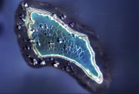 Las 10 islas habitadas más inaccesibles del mundo.