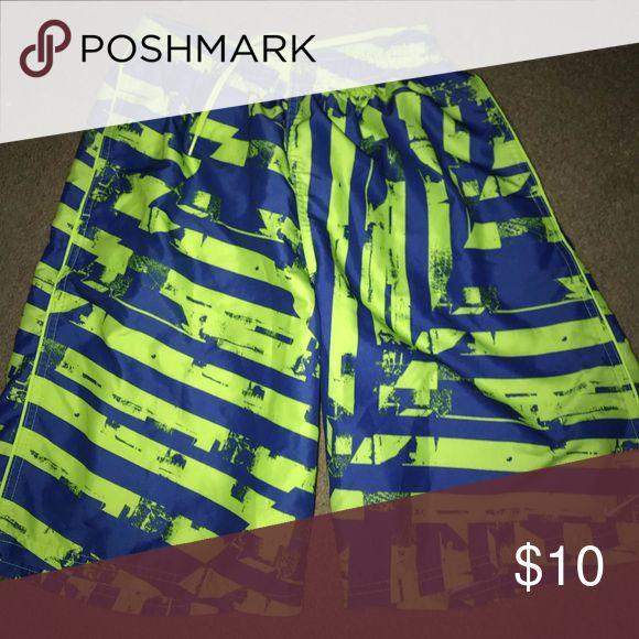Boys Nike xl swim shorts Still in great condition hardly worn Nike Swim Swim Trunks