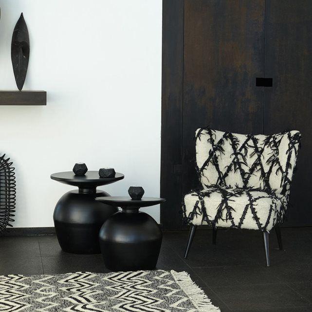 Tapis tissé à plat motif kilim en laine, Tibal AM.PM | La Redoute Mobile