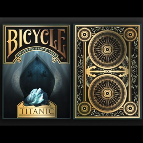 Titanic Death Deck Bicycle Playing Cards Poker Size USPCC Limited Edition Sealed in Collectibles, Paper, Playing Cards | eBay