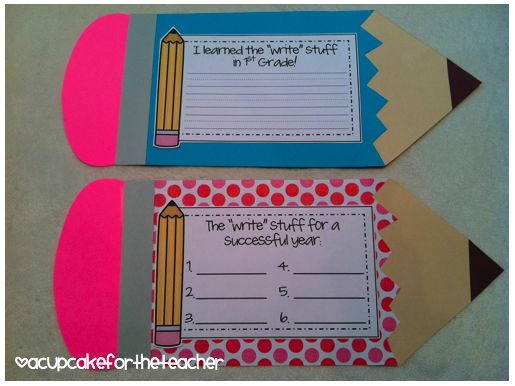 end of the year crafts--almost there!