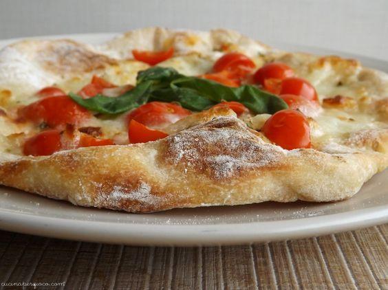 Pizza con farina di farro http://www.cucinapergioco.com/2017/05/pizza-con-farina-di-farro.html