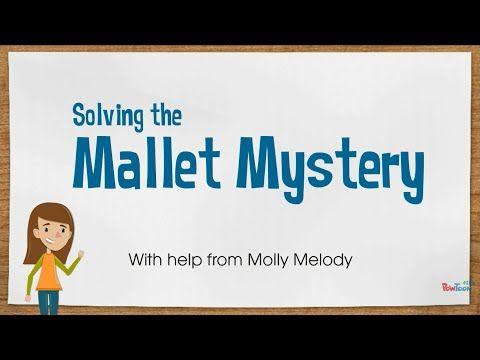 solving the mallet mystery | i ♥ teaching music