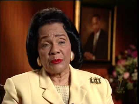 """Coretta Scott King: My Singing Career"" #musicinspiration"