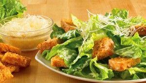 Salada Caesar do Outback – Receita do molho e salada