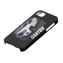 2016 Canyon SLT Extended Cab iPhone SE/5/5s Case