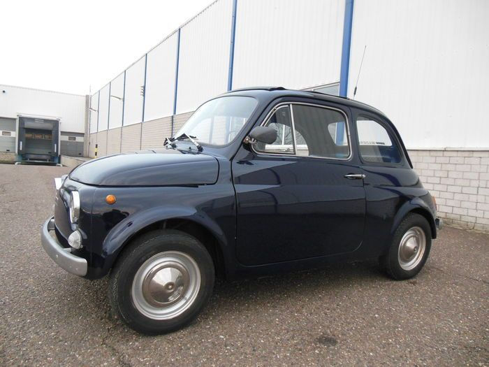 Fiat 500R - 1973