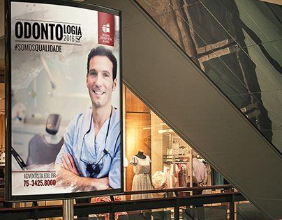 "Check out new work on my @Behance portfolio: ""Somos Odontologia...Somos Faculdade Adventista da Bahia"" http://on.be.net/1JshptQ"