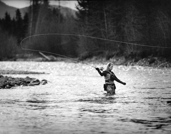 fly fishing...on my bucket list for sure!