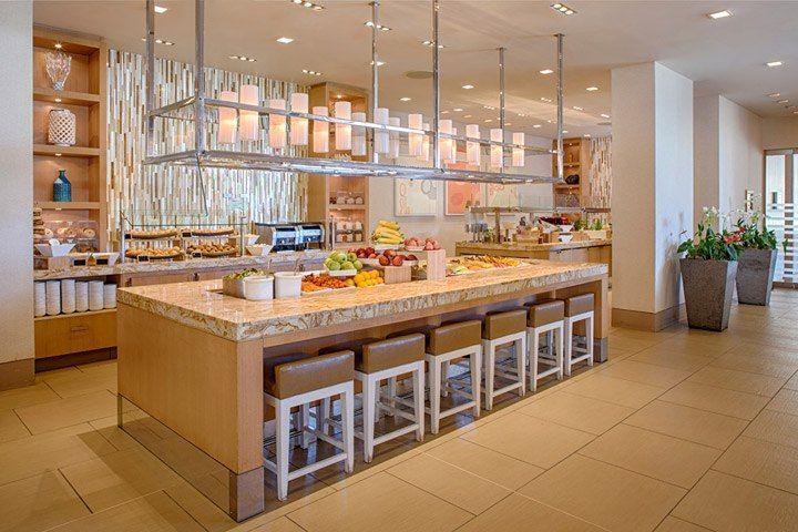 Hyatt Regency Waikiki Beach Resort & Spa - breakfast buffet