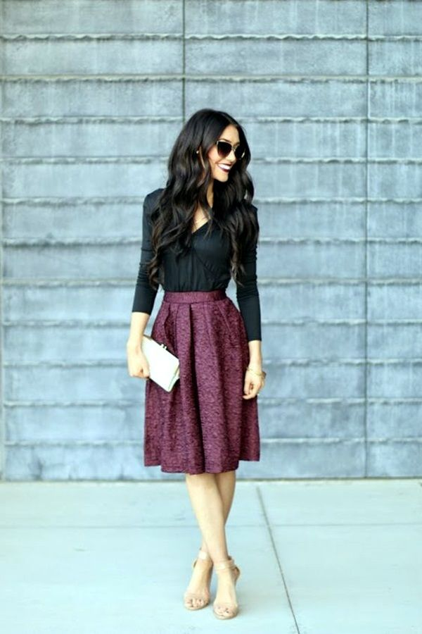 The latest dresses fashion for women