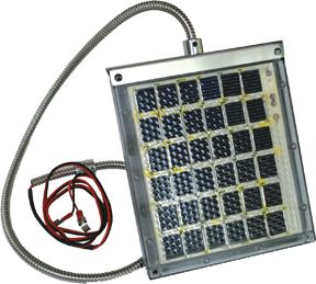 WGI INNOVATIONS LTD Wildgame 12v E Drenaline Solar Panel, EA