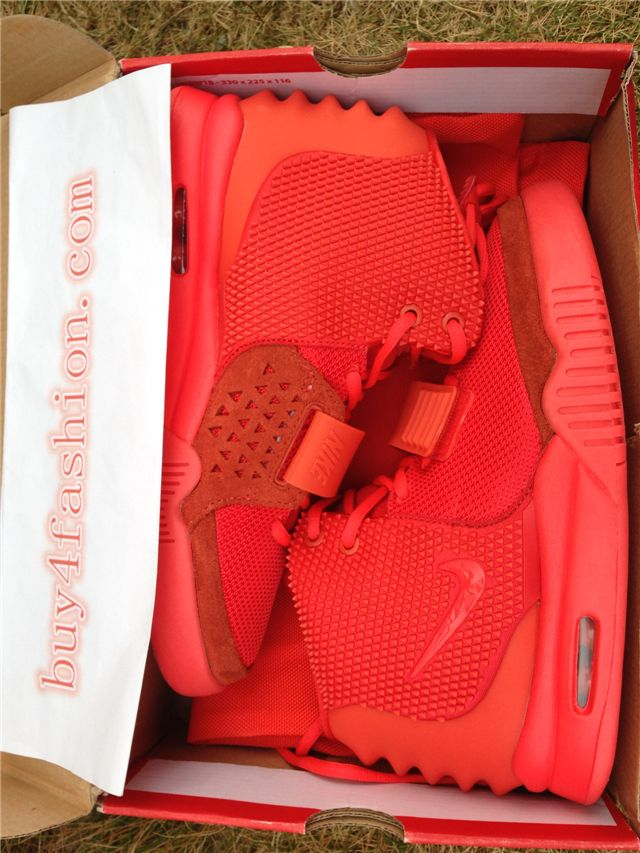 2a6c0eab2a72e ... Authentic Nike Air yeezy 2 Red October ig linlucy3344 youtube nice  kicks6688 twitter  ...