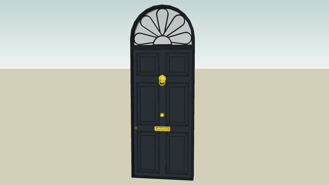 89 best images about sketchup components on pinterest for Sketchup door