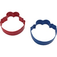 Elmo and Cookie Monster cookie cutters $3.50 - plus cute site for other elmo party supplies